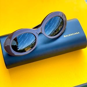 Balenciaga BA0145 51mm Women Sunglasses